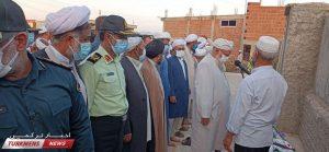 جنازه و خاکسپاری عبدالجبار مخدوم نژاد 1 300x139 - مراسم تشییع و خاکسپاری سرباز شهید عبدالجبار مختوم نژاد در آجی قوشان+عکس