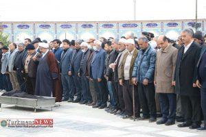 جنازه 12 300x200 - مراسم تشییع و خاکسپاری مادر محمد شهرکی خیر نمونه کشوری برگزار شد+عکس