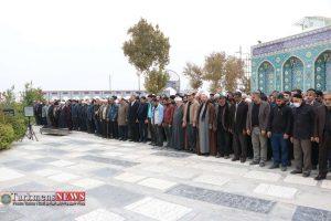 جنازه 14 300x200 - مراسم تشییع و خاکسپاری مادر محمد شهرکی خیر نمونه کشوری برگزار شد+عکس