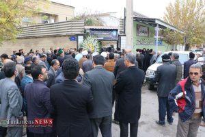 جنازه 2 300x200 - مراسم تشییع و خاکسپاری مادر محمد شهرکی خیر نمونه کشوری برگزار شد+عکس