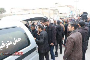 جنازه 4 300x200 - مراسم تشییع و خاکسپاری مادر محمد شهرکی خیر نمونه کشوری برگزار شد+عکس