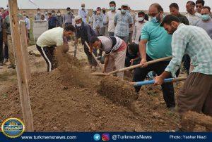 """و خاکسپاری دکتر عبدالجلیل غیادی 16 300x202 - مرحوم """"عبدالجلیل غیادی"""" در خاک زادگاهش آرام گرفت+تصاویر"""