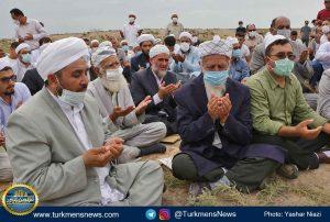 """و خاکسپاری دکتر عبدالجلیل غیادی 19 300x202 - مرحوم """"عبدالجلیل غیادی"""" در خاک زادگاهش آرام گرفت+تصاویر"""