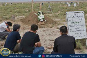 """و خاکسپاری دکتر عبدالجلیل غیادی 20 300x202 - مرحوم """"عبدالجلیل غیادی"""" در خاک زادگاهش آرام گرفت+تصاویر"""