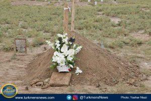 """و خاکسپاری دکتر عبدالجلیل غیادی 21 300x202 - مرحوم """"عبدالجلیل غیادی"""" در خاک زادگاهش آرام گرفت+تصاویر"""