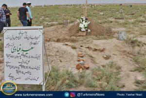 """و خاکسپاری دکتر عبدالجلیل غیادی 22 300x202 - مرحوم """"عبدالجلیل غیادی"""" در خاک زادگاهش آرام گرفت+تصاویر"""