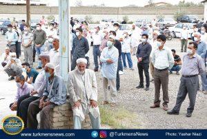 """و خاکسپاری دکتر عبدالجلیل غیادی 3 300x202 - مرحوم """"عبدالجلیل غیادی"""" در خاک زادگاهش آرام گرفت+تصاویر"""