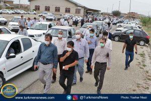 """و خاکسپاری دکتر عبدالجلیل غیادی 9 300x202 - مرحوم """"عبدالجلیل غیادی"""" در خاک زادگاهش آرام گرفت+تصاویر"""