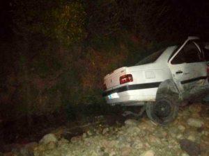 برخورد دو خودرو در علی آباد کتول 9 مصدوم برجای گذاشت