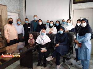 از پرستاران 1 300x225 - تقدیر از پرستاران بیمارستان شهید مطهری گنبدکاووس