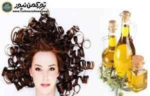 مو روغن زیتون 300x192 - تقویت موها با روغن زیتون