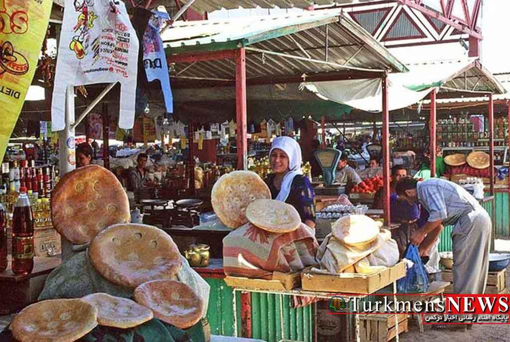 تورکمنستانینگ بازاری