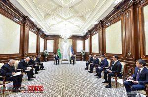 ازبک 3 300x198 - دیدار روسای جمهور ترکمنستان و ازبکستان برای گسترش مراودات دو کشور+عکس