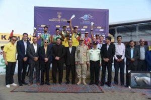 جهانی والیبال ترکمن 4 300x200 - مراسم اختتامیه تور جهانی تک ستاره والیبال ساحلی بندر ترکمن