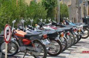 هشتاد دستگاه موتورسیکلت و خودرو در کردکوی توقیف شد