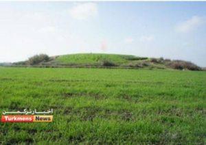 خوجه 300x212 - ابلاغ مراتب ثبت ملی ۱۰ تپه فرهنگیتاریخی به استاندار گلستان