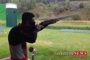 رقابت های تیراندازی در گرگان برگزار شد