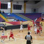 تیم بستکبال نوجوانان سوریه از سد حریف خود تیم اردن گذشت