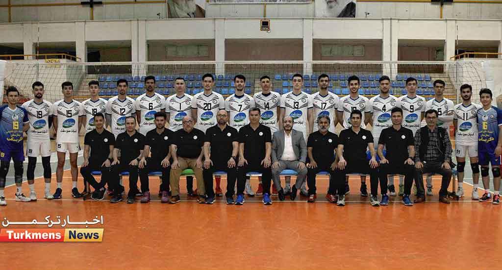 ۴ والیبالیست گلستانی به اردوی تیم ملی دعوت شدند