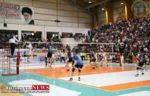 تیم والیبال شهرداری گنبدکاووس مصمم به کسب دومین پیروزی است