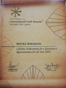 بافی گلستان.jpg2  225x300 - اعطای جایزه ویژه بینالمللی به هنرمند صنایعدستی گلستان