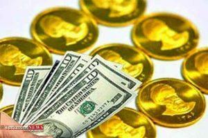 سکه و ارز در مسیر کاهش