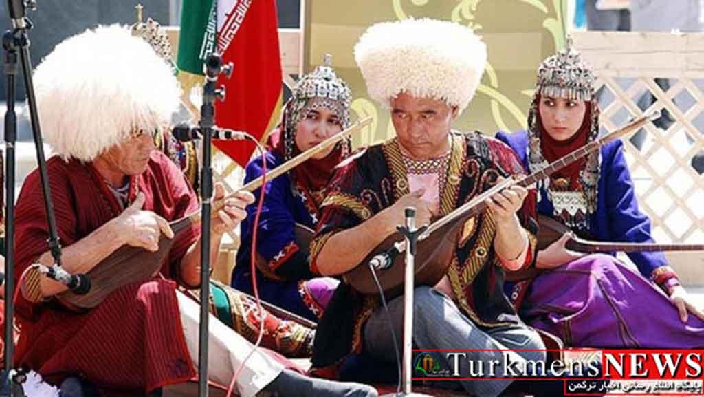 جشنواره موسیقی ترکمن صحرا
