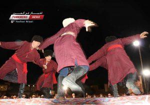 شکرانه پیروزی رئیسی گنبدکاووس 12 300x211 - جشن شکرانه پیروزی «رئیسی» در گنبدکاووس برگزار شد+عکس