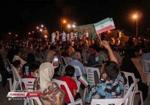 شکرانه پیروزی رئیسی گنبدکاووس 13 300x211 - جشن شکرانه پیروزی «رئیسی» در گنبدکاووس برگزار شد+عکس
