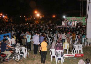 شکرانه پیروزی رئیسی گنبدکاووس 19 300x211 - جشن شکرانه پیروزی «رئیسی» در گنبدکاووس برگزار شد+عکس