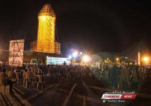 شکرانه پیروزی رئیسی گنبدکاووس 20 300x211 - جشن شکرانه پیروزی «رئیسی» در گنبدکاووس برگزار شد+عکس