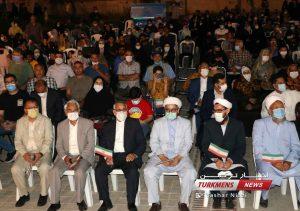 شکرانه پیروزی رئیسی گنبدکاووس 7 300x211 - جشن شکرانه پیروزی «رئیسی» در گنبدکاووس برگزار شد+عکس