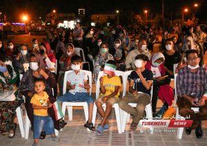 شکرانه پیروزی رئیسی گنبدکاووس 9 300x211 - جشن شکرانه پیروزی «رئیسی» در گنبدکاووس برگزار شد+عکس