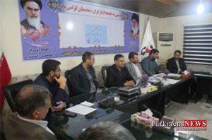 اولین جلسه ستاد صیانت استان گلستان برگزار شد