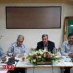 جلسه مدیریت بحران شهرستان کلاله برگزار گردید