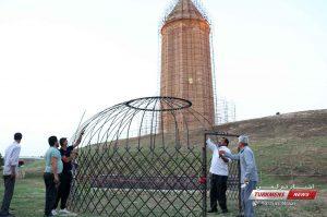 """هم اندیشی مخدومقلی فراغی ترکمن نیوز 11 300x199 - جلسه هم اندیشی و برنامه ریزی مراسم 288-مین سالگرد میلاد """"مخدومقلی فراغی"""" برگزار شد+عکس"""