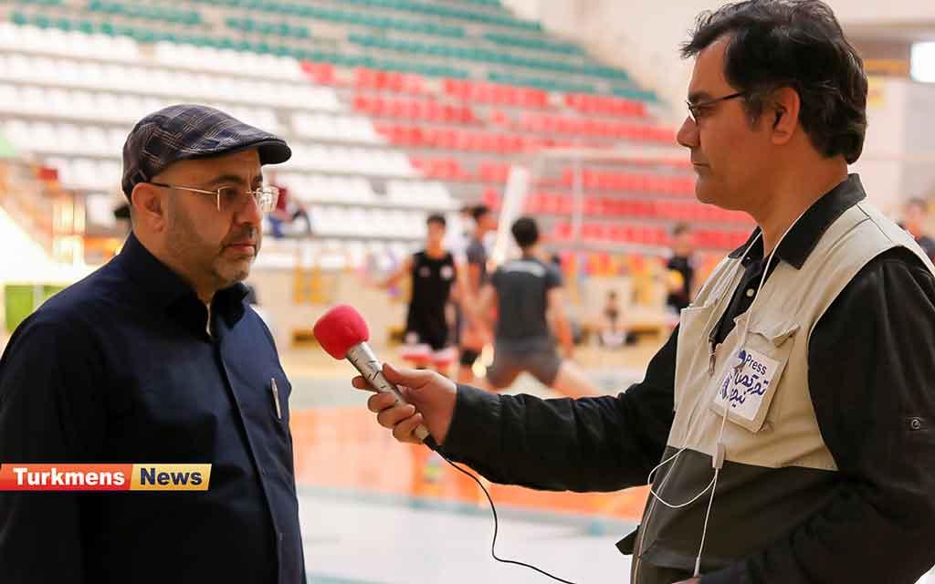 امضای قرارداد والیبال شهرداری گنبد با ۵ بازیکن بومی