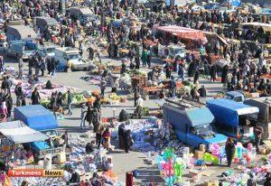بازار گنبدکاووس 2 300x206 - کرونا جمعه بازار گنبد را بار دیگر تعطیل کرد