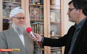 عبدالکریم آخوند جاور ترکمن نیوز 300x188 - مسلمانلارا فطریه زکاتی واجبدیر+ویدیو صحبتدشلیک