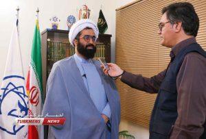 الاسلام نورعلی دیلم 300x203 - نماز عید سعید فطر در ترکمنصحرا برگزار میشود+فیلم مصاحبه