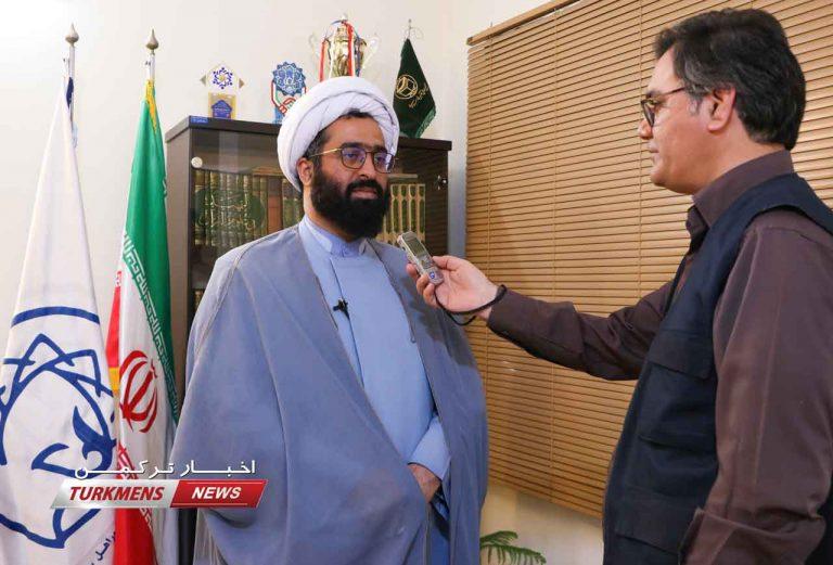 الاسلام نورعلی دیلم 768x521 - نماز عید سعید فطر در ترکمنصحرا برگزار میشود+فیلم مصاحبه