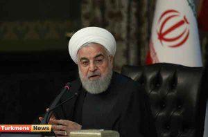 روحانی 10 300x198 - Ruhani: Eýranyň ýaragly güýçleri milletiň we milli bähbidiň diregi