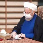 روحانی 14 150x150 - دوربین هیچ خبرنگاری لحظه اخذ رای حسن روحانی را ثبت نکرد