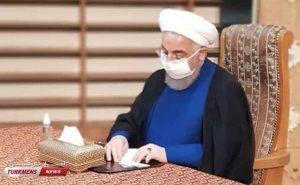 روحانی 14 300x185 - دوربین هیچ خبرنگاری لحظه اخذ رای حسن روحانی را ثبت نکرد