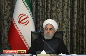 روحانی 5 300x196 - Ruhani: lukmanlar we Şepagat uýalary Koronawirusya garşy söweşiň birinji hataryndadyrlar