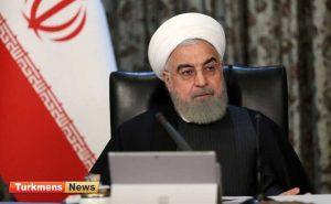 روحانی 6 300x185 - Ruhani:Eýran ilaty we resmileri Koronawirusynyň döreden kynçylyklaryny üstünlikli arka atarlar diýdi