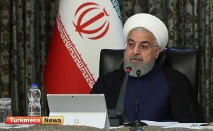 روحانی 9 300x185 - Ruhani: Eýran bilen Owganystan hemişe bile boldular
