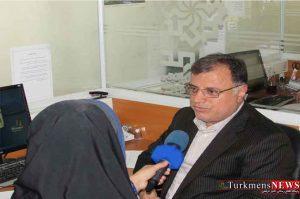 حضور معاون سیاسی، امنیتی و اجتماعی استاندار در مرکز پاسخگویی تلفنی سامد