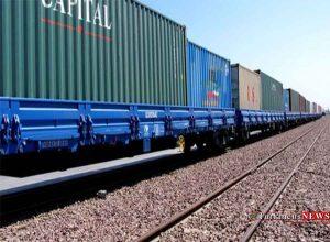 و مبادله کالا در مرز اینچه برون 300x220 - حمل ومبادله 3800 تن کالا از مرز ریلی اینچه برون