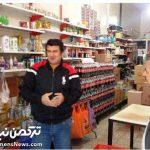 بازدید سرزده فرماندار کلاله از مراکز توزیع گوشت تنظیم بازار